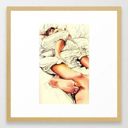 Origin of Love #8  Framed Art Print
