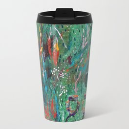 Memories full with forest Travel Mug