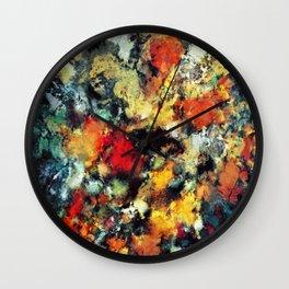 Distraction Wall Clock