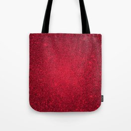 Rose Zircon Sparkling Jewels Pattern Tote Bag