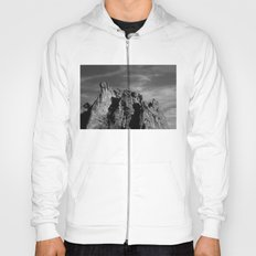 Garden of the Gods B&W Hoody