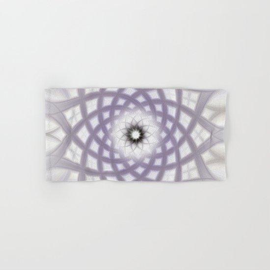 Lilac Twirl Hand & Bath Towel