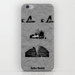 Zaha Hadid iPhone Skin