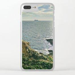 Filfla, Malta Clear iPhone Case