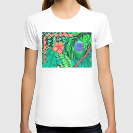 Parrot in the Amazon T-shirt