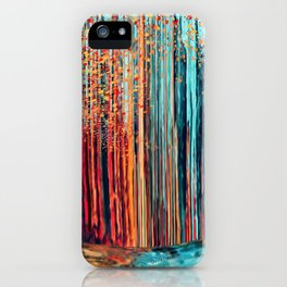 The Coming of Fall iPhone Case