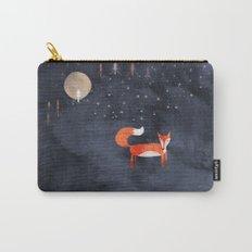Fox Dream Carry-All Pouch