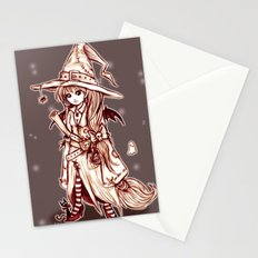 Maya the Spellcrafter Stationery Cards