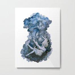 Under Metal Print