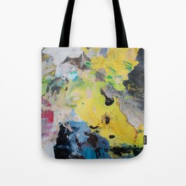 The Artist's Remains #1 Tote Bag