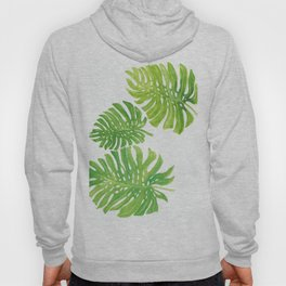 Tropic forest leaves Hoody