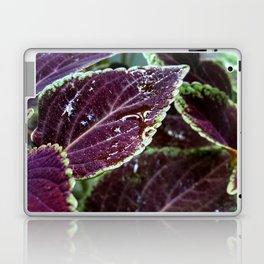 Purple Velvet - The Garden Series Laptop & iPad Skin