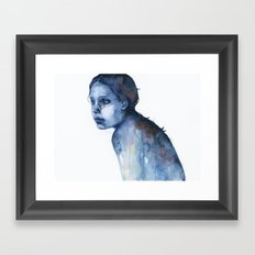 Ruggine Framed Art Print