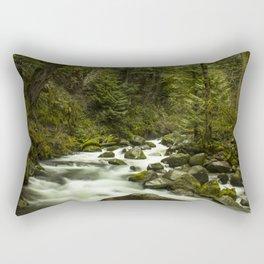 Rios de Oregon 1 Rectangular Pillow