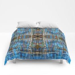Plaid Construction Comforters
