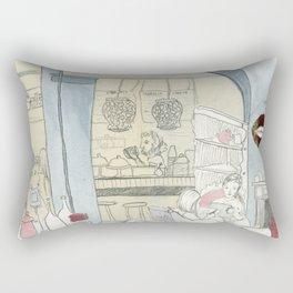 Gallery Espresso  Rectangular Pillow