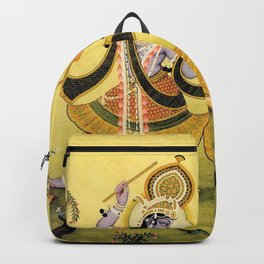 Krishna - Hindu Backpack