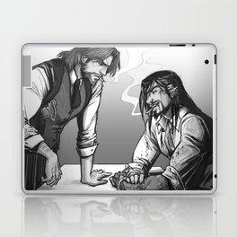 Cops & Crooks Laptop & iPad Skin