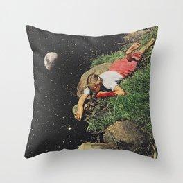 Felt Throw Pillow