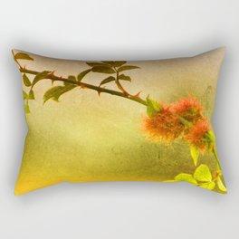 Robin's Pincushion Rectangular Pillow
