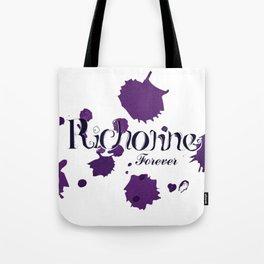 Richonne forever purple Tote Bag