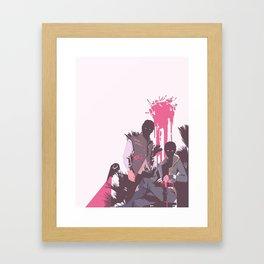 you had never seen  Framed Art Print