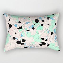 FALL ASLEEP Rectangular Pillow