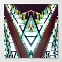 architect Canvas Prints featuring Architect  by Rob Hayes