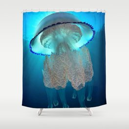 Stinging Beauty Shower Curtain