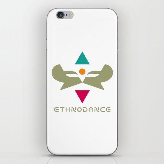 Ethnodance iPhone & iPod Skin