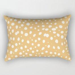 LEOPARD YELLOW Rectangular Pillow