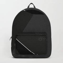 Schneekönigin Textile Design by hatgirl.de Backpack