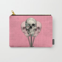 Sweet as Candy, skull lollipops  Carry-All Pouch
