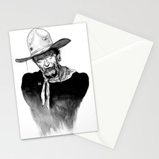 Zombie Wayne. Stationery Cards