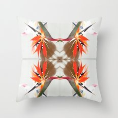 x-rays and mysterious Sterlizia Throw Pillow