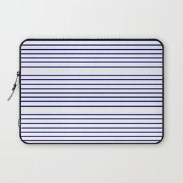 Mariniere marinière – classical pattern 2 Laptop Sleeve