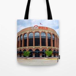Citi Field Facade Tote Bag
