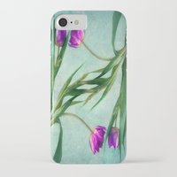 twins iPhone & iPod Cases featuring twins by lucyliu