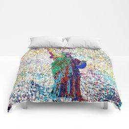 the Liberty Comforters