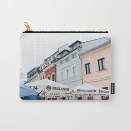 Krakow Square Carry-All Pouch