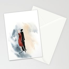 Love Story n.5 - Back to Back Stationery Cards