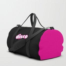 Disco Dancer Music Quote Duffle Bag
