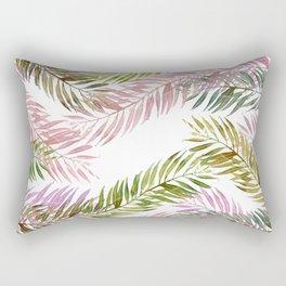 tropical florest Rectangular Pillow