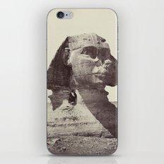 Great Sphinx of Giza 1888 iPhone & iPod Skin
