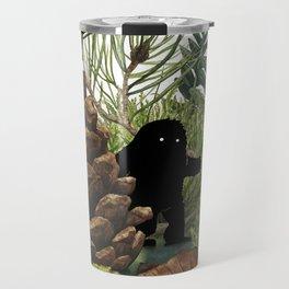 Tiny Sasquatch Travel Mug