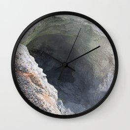 Sulphur Cave Wall Clock