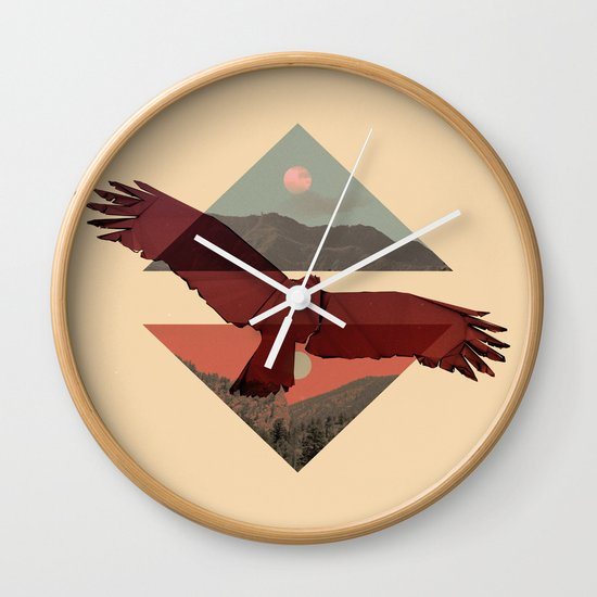 HAWKING Wall Clock