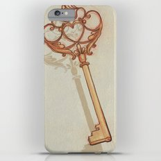Key. Slim Case iPhone 6 Plus