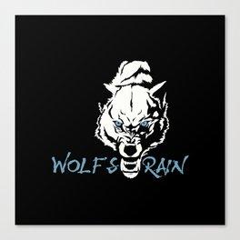 Wolfs Rain Anime Canvas Print