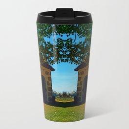 The Binder chapel (and some tree) Travel Mug